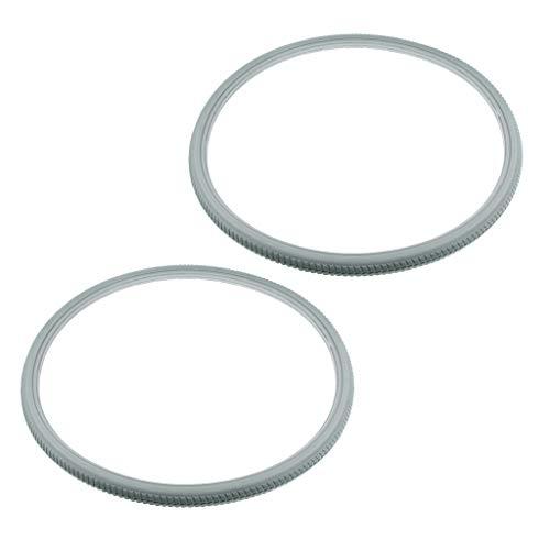 Baoblaze 2x Neumático de Calle para Sillas de Ruedas A Presión de Poliuretano 3/8 Pulgadas