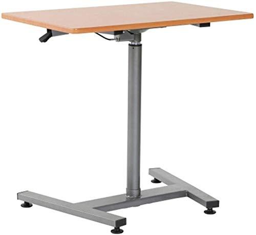 Akcesoria domowe lekton stojący przy łóżku podnoszenie komputer biurko notebook nauka wykład praca podium (kolor: Czarny, rozmiar: jeden rozmiar)