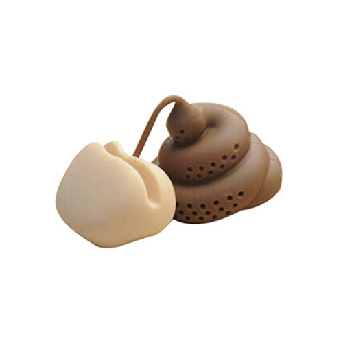 Marxways - Infusore per tè – Filtro diffusore per tazza grande – facile da preparare – regalo perfetto per foglie di tè sciolte per gli amanti del tè – diffusore per foglie di tè