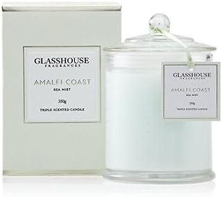 GLASSHOUSE グラスハウス アロマキャンドル (アマルフィーコースト) ミニキャンドル 60g