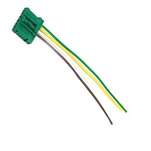 Ailan 2 Cables Resistencia Control de Calentamiento Ventilación Reemplazo de Clima para 406 607 Accesorios para automóviles