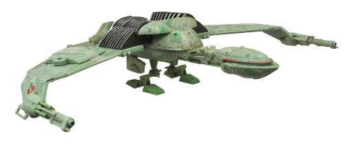 Star Trek IV HMS Bounty Klingon Raubvogel Schiff