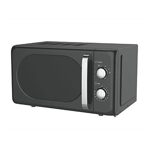 Kooper Vintage Horno microondas eléctrico 22 l negro 700 w 20 l 700 w 20 l acero 20 l