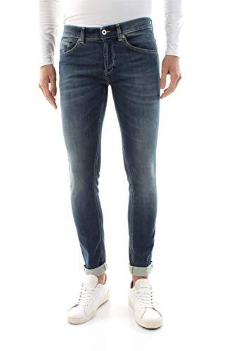 Dondup George AR7 Jeans Herren Denim MEDIUM Blue 33