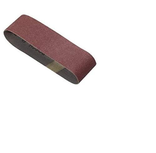 BOSCH SB6R060 3-Piece 60 Grit 4 In. x 24 In. Sanding Belts