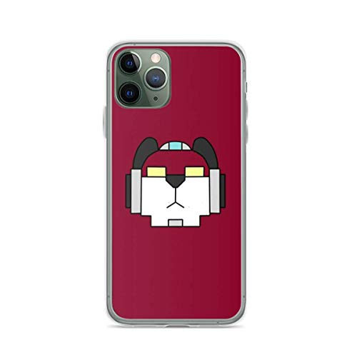 Phone Case Voltron- Red Lion Compatible with iPhone 6 6s 7 8 X XS XR 11 Pro Max SE 2020 Samsung Galaxy Drop Absorption Shockproof