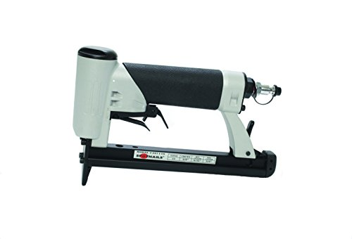 Best Prices! Spot Nails IS7116 Upholstery Stapler 22-Gauge 3/8-Inch Crown Rear Exhaust