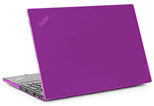 mCover Hard Shell Case for 2020 Lenovo ThinkPad E14 14-inch AMD Gen 2 Laptop Computers ( NOT Fitting Other Lenovo laptops ) - LEN-TP-E14-G2 Purple