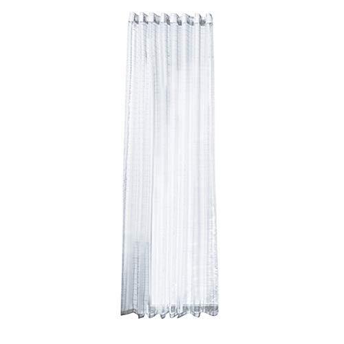 Cortinas opacas de tul de 250 x 150 cm para oscurecimiento de la habitación – Aislante térmico tratamiento de ventanas gasa drape cenefa para niña dormitorio/sala de estar cocina baño