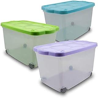 Contenitore Storage Box 60X40X36 Colori Assortiti