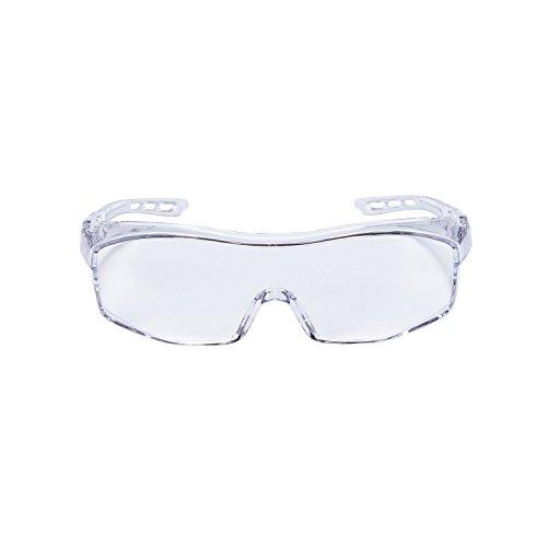 3M Peltor 47030-PEL-6 Sport Over The Glass Safety Eyewear (1 Pack), Clear