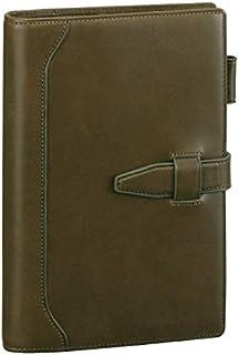 レイメイ ダヴィンチグランデ オリーブレザー 聖書サイズ リング15mm グリーン