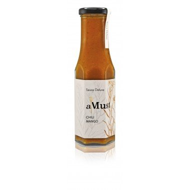 AMUST Mango Chili Sauce Deluxe von WAJOS - 250g