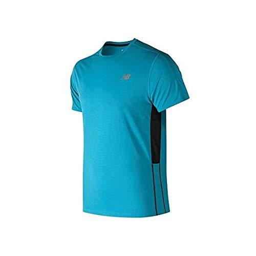 New Balance Camiseta Accelerate MT73061 CAD Azul