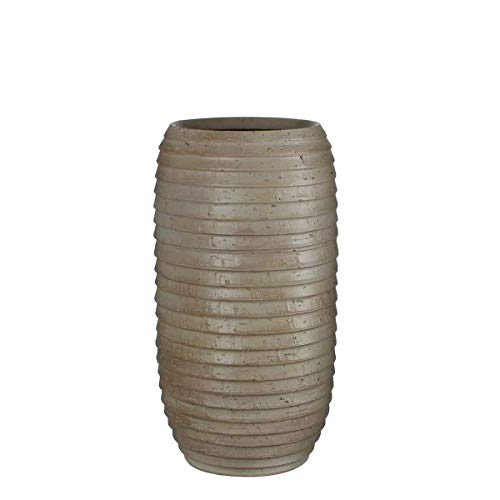 Mica decorations 143428 Vase, Lloyd, 24 x 24 x 45 cm, violett