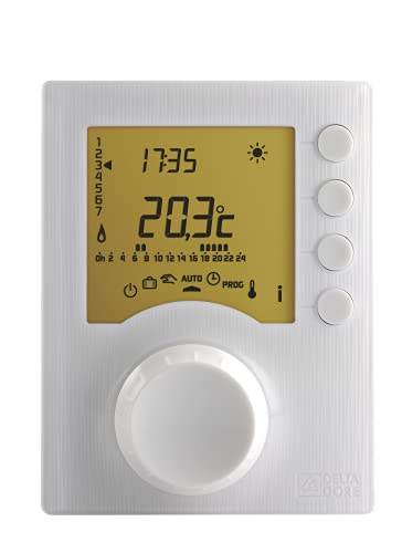 Delta Dore Tybox 117 6053005 - Termostato programable