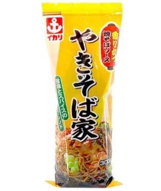 Salsa Ikari Yakisoba 300g - Salsa de fideos fritos japoneses