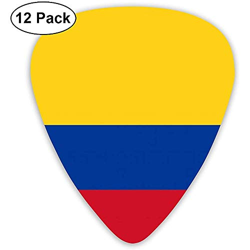 Sherly Yard Colombia Flag Classic Cool Picks medios para gui