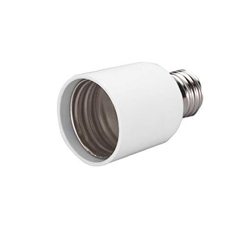 Prima estándar E27 a E40 Bombilla de luz Adaptador de Base de...