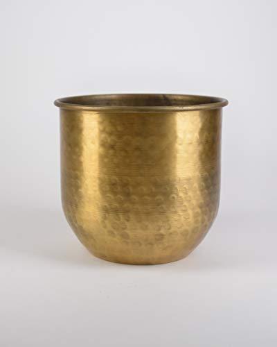 Brass Flower Vase - 3