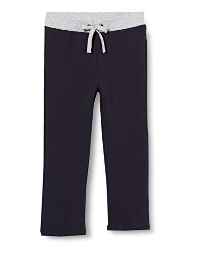 Steiff Jogginghose Pantalon De Sport, Bleu (Black Iris 3032), 58 (Taille Fabricant: 056) Bébé garçon