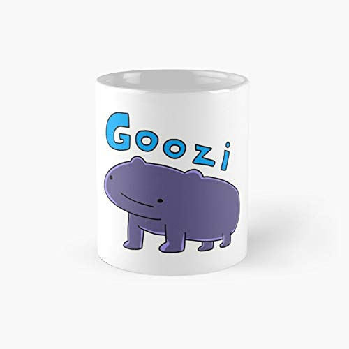 Goozi - Tiny Snek Comics Classic Mug Best Gift Funny Coffee Mugs 11 Oz