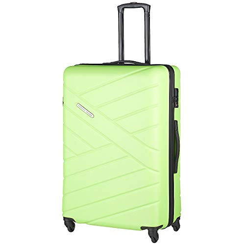 Travelite Bliss 4-Rollen Trolley 77 cm grasgrün