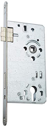 ABUS 61734 ESHT PZ R S 65 92 20 Einsteckschloss, Silber