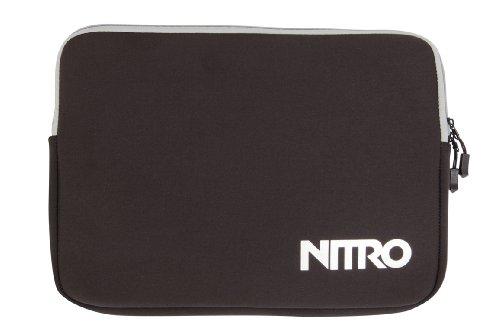 Nitro Snowboards laptopbeschermhoes laptop sleeve 15, zwart, 39 x 26 x 4 cm, 1131878004