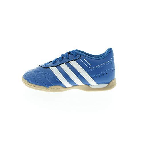 adidas Hallenschuhe adi Questra IN Junior blau, Größe:28