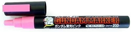 GM14 Fluorescent Rosa Gundam Marker by Mr. Hobby