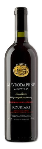 Kourtaki Mavrodaphne aus Patras 750 ml