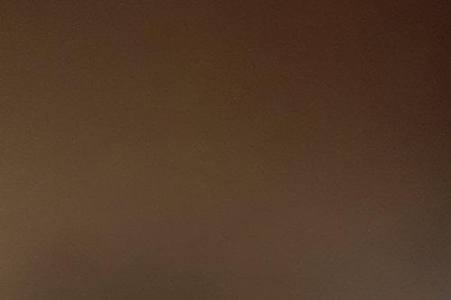 Bio Mordiscos Folie aus hochwertigem Rindsleder (Glattleder) Traditionelle Behandlung - Hüllen (Braun, 2,8-3 mm)