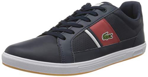 Lacoste Mens 739SMA0006144_43 Sneaker, Navy Blue, EU