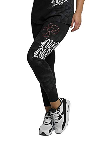 Blood In Blood Out Ranio Negro Leggings S