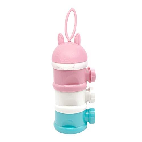 Tragbare abnehmbare milchpulver Box Serria Klein und platzsparend, leicht zu tragen...