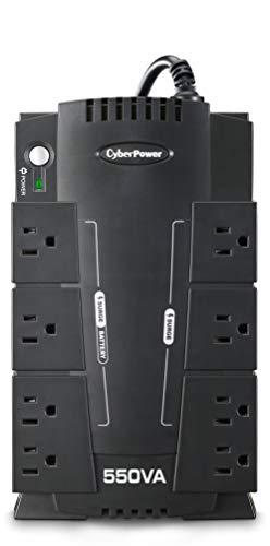 ups tripp lite 550va fabricante CyberPower