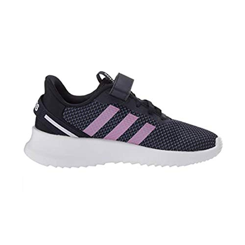 adidas unisex-child Racer TR 2.0,Ink/Copper/pink tint,2 M US