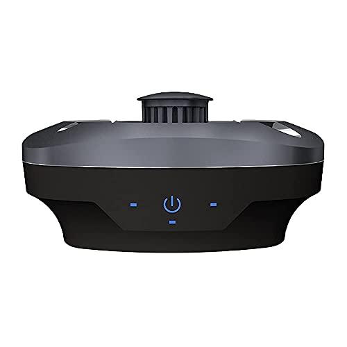 Chyang Cenicero electrónico Inteligente for desodorizar purificador de Aire de Aire electrónico de Aire electrónico Small Small Small Smell,un Regalo for los Amigos