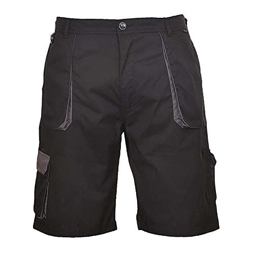 pantaloncini uomo lavoro corti Portwest Bermuda Bicolore Texo