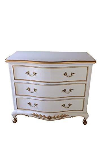 Preisvergleich Produktbild Antik Louises Barock Rokoko Stilmöbel Kommode Sideboard Kommodenschrank Sideboardschrank Nr. 17