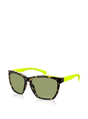 Calvin Klein Gafas de Sol CKJ757S-204 (57 mm) Havana/Amarillo