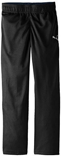 PUMA Big Boys' Pure Core Pant, PUMA Black, X-Large