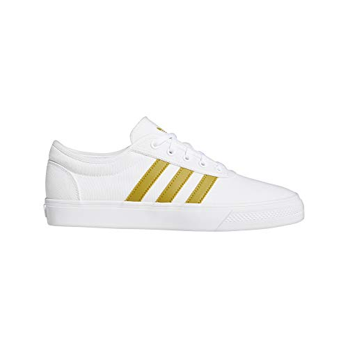 ADIDAS FV1037, Zapatillas de Atletismo Unisex Adulto, Blanco, 48 2/3 EU