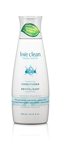 Live Clean Fresh Water Hydrating Conditioner, 12 oz.