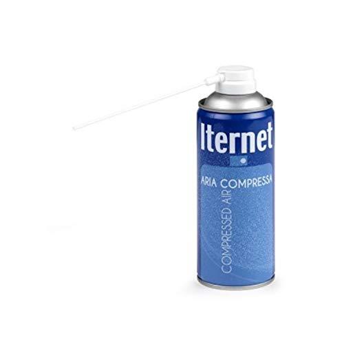 Bomboletta Spray Aria Compressa per la pulizia Stac Plastic Air