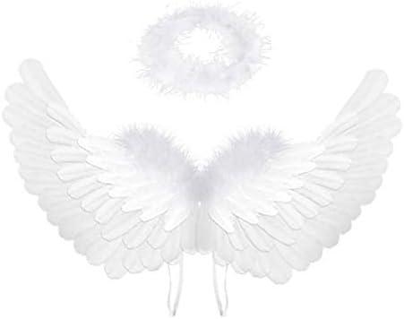 Children angel costumes _image2
