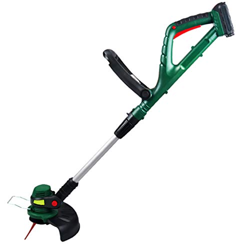 Buy Bargain ZXYSR Electric String Trimmer,Edger, Telescopic Lightweight Weed Eater, for Tree Plant L...
