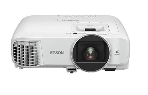 Epson EH-TW5600 3LCD, Full HD, 2500 Lumens, 300 Inch Display, Lens Shift, Home Cinema Projector - White