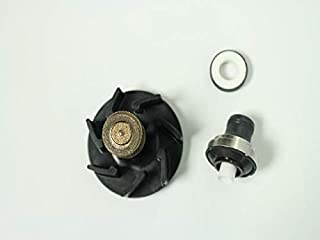 4386996 Dishwasher Impeller/Seal Kit for Maytag KitchenAid Jenn-Air Amana Magic Chef Admiral Norge Roper 3369013 585779 AH370847 EA370847 PS370847 Genuine